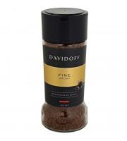 Кофе растворимый Davidoff Fine 100 г (стекло)