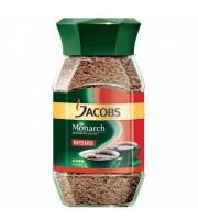 Кофе растворимый Jacobs Monarch Intens 47.5 г (стекло)