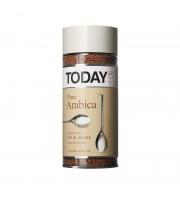 Кофе растворимый Today Pure Arabica 95 г (стекло)