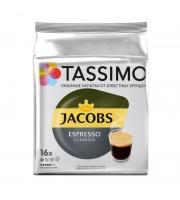 Капсулы для кофемашин Tassimo Espresso (16 штук в упаковке)