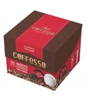 Капсулы для кофемашин Coffesso Classico Italiano 10 штук в упаковке