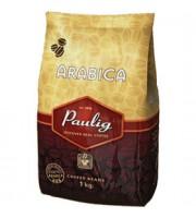 Кофе PAULIG Arabica зерно, 1000г, вакуумн. упаковка