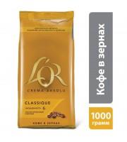 Кофе в зернах L'or Crema Absolu Classique 1 кг