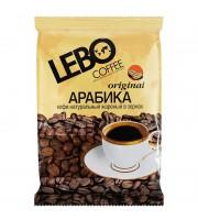 Кофе в зернах Lebo Original 100% арабика 100 г