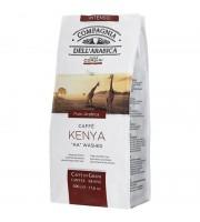 Кофе в зернах Compagnia Dell'Arabica Kenya AA Washed 100% арабика 500 г
