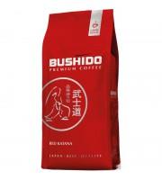 Кофе в зернах Bushido Red Katana 227 г (пакет)