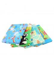 Комплект постельного белья детский бязь для мальчиков