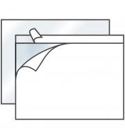 Конверт самоклеящийся для сопровод. документов Курт, C4, 310*230мм, полиэтилен, прозрач., отр. лента(250 шт.)