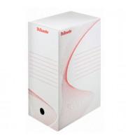 Короб архивный 150мм ESSELTE Boxy, белый