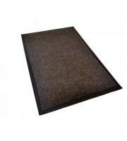 Ковер входной влаговпитывающий КОМФОРТ 120х180 см коричневый