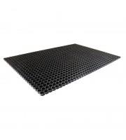 Резиновое покрытие универсальное черное (1000х1500х17 мм)