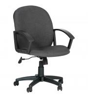Кресло оператора Chairman 681 PL, ткань серая, механизм качания