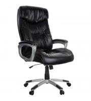 """Кресло руководителя Helmi HL-E19 """"Basis"""" экокожа черная"""