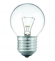 Лампа накаливания Philips 60 Вт цоколь E27 (теплый свет)