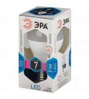 Лампа светодиодная LED Эра 7 Вт цоколь E27 (нейтральный белый свет)