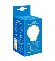 Лампа светодиодная LED Старт 10 Вт цоколь E27 (теплый белый свет)