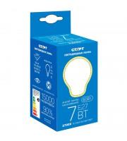 Лампа светодиодная LED Старт 7 Вт цоколь E27 (теплый белый свет)