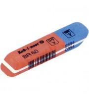 Ластик KOH-I-NOOR 6521/60 каучуковый, комбинированный