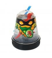 """Слайм Slime """"Ninja. Затерянный мир"""", с фигуркой динозавра, прозрачный, 130г"""