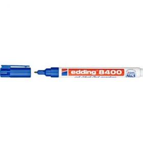 Маркер для CD EDDING E-8400 0,75мм, синий