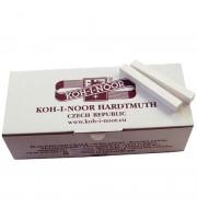 Набор белого мела Koh-I-Noor, 100шт., картонная коробка