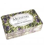 Мыло туалетное Monpari Herbs of Provence Травы Прованса 200 грамм