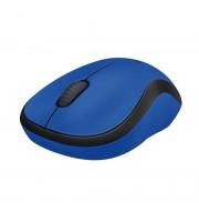 Мышь компьютерная Logitech M220 Silent Blue