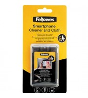 Набор для чистки экранов FELLOWES, спрей 25мл+ салф. микрофибра+ чехол