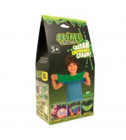 """Набор для создания слайма Slime """"Лаборатория"""", для мальчиков, зеленый, 100г"""