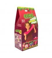 """Набор для создания слайма Slime """"Лаборатория"""", для девочек, розовый, 100г"""