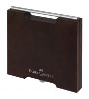 """Набор художественных изделий Faber-Castell """"Pitt Monochrome"""", 85 предметов, дерев. кор."""
