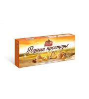 Шоколадные конфеты Родные просторы с вафельной крошкой 125 г