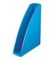 Накопитель вертикальный 60мм LEITZ WOW, голубой