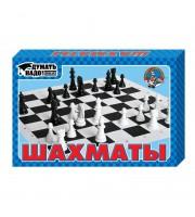 Настольная игра Шахматы Думать надо обиходные (19.5x2.5x13 см)