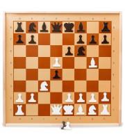 Настольная игра Шахматы демонстрационные магнитные (73х3.5x73 см)
