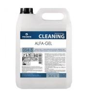 Профессиональная химия Pro-Brite ALFA-GEL 5л (054-5), от налета и...