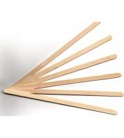 Размешиватель одноразовый деревянный 140 мм 450 штук в упаковке