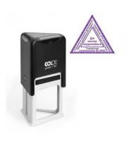 Оснастка для штампов COLOP Pr T45, 45х45х45мм, треугольная