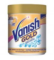 Пятновыводитель Vanish Oxi Action для белого белья порошок 500 г