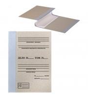 Папка архивная для переплета%npp%OfficeSpace, 50мм, без клапанов, переплетный картон, корешок - бумвинил