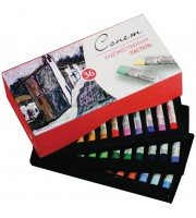 Пастель художественная Сонет, 36 цветов, картон. упак.