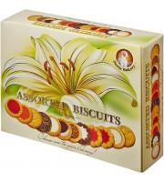 Печенье сдобное Бискотти ассорти 12 видов 750 г