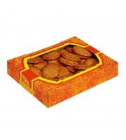 Печенье сдобное Северная столица Вкусняшки с кунжутом 250 г
