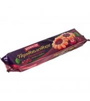 Печенье сдобное Кухмастер Тарталетки вишневые 240 г