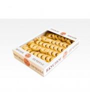 Печенье Бискотти Сырные рогалики 1,5кг