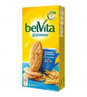 Печенье BelVita (Юбилейное) Утреннее со злаковыми хлопьями 225 г