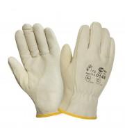 Перчатки кожаные утепленные, р-р 10,5