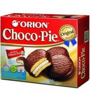 Пирожное Orion Choco Pie 360 г (12 штук в упаковке)