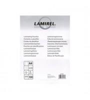 Пленка для ламинатора А4 216х303мм, 75мкм, 100шт
