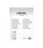 Пленка для ламинатора А4 216х303мм, 125мкм, 100шт